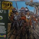 1/72 IMPERIAL INFANTRY 47 PARTS 30 YEARS WAR REVELL NEW