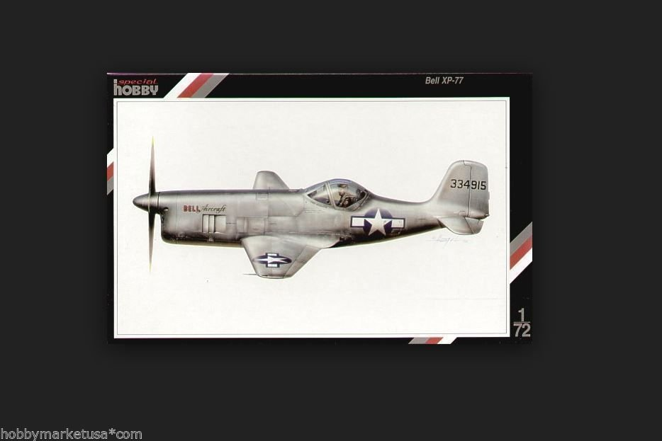 1/72 Bell XP77 Light Fighter SPECIAL HOBBY NEW