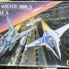 1/72 MIRAGE 2000N + RAFALE A DOUBLEPACK Heller NEW
