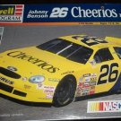 1/24 Johnny Benson 26 Cheerios Taurus Revell
