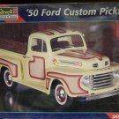 1/25 1950 Ford Custom Pickup Revell
