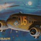 1/200 C-47 SKYTRAIN D-DAY Markings HASEGAWA