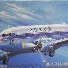 1/200 DC-3 ALL NIPPON AIRWAYS HASEGAWA