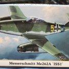 1/72 MESSERSCHMITT ME-262A ISSI HASEGAWA NEW