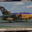 1/72 TORNADO IDS TIGER MEET 2003 HASEGAWA