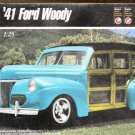 1/25 1941 Ford Woody AMT Ertl