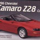 1/25 1995 Chevrolet CAMARO Z/28 AMT Ertl