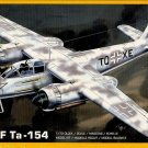 1/72 Focke Wulf Ta-154 MOSKITO NEW