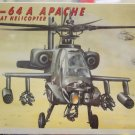 1/48 AH-64A APACHE HELICOPTER ITALERI NEW
