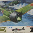 1/48 CARRIER FIGHTER ZERO ZEKE NICHIMO NEW