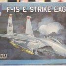 1/48 F-15E STIRKE EAGLE DOUBLE SEATER  ITALERI NEW