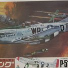 1/48 P-51 MUSTANG FIGHTER NICHIMO NEW