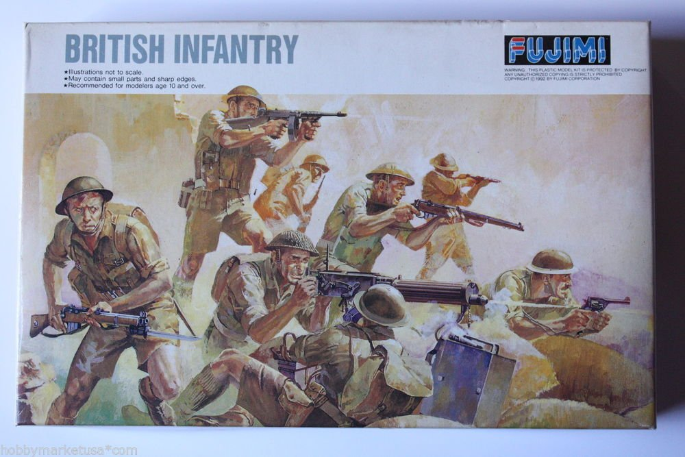 British Army Infantry Field Manual