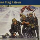 1/72 IWO JIMA FLAG RAISERS (6 US Soldiers) ITALERI NEW