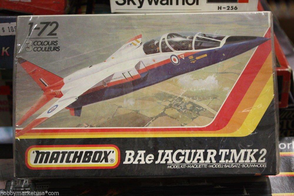 1/72 Bae JAGUAR T Mk.2 MATCHBOX NEW