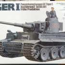 1/35 German Tiger I Early Production TAMIYA NEW