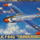 1/48 REPUBLIC F-84G THUNDERBIRDS USAF TAMIYA NEW