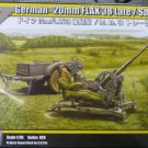 1/35 GERMAN 20MM FLAK 38 LATE / SD.AH.51 TRISTAR NEW