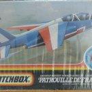 1/72 ALPHA-JET PATROUILLE DE FRANCE MATCHBOX NEW