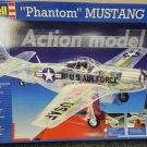 1/32 PHANTOM MUSTANG F-51D / P-51K MOTORIZED REVELL CLEAR EDITION FUNCTIONAL