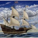 1/60 MAYFLOWER SAILING SHIP TRUMPETER NEW