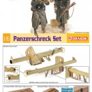 1/6 German PANZERSCHRECK RPzB 54 Antitank Rocket Launcher DRAGON NEW