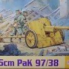 1/6 7.5CM PAK 97/38 DRAGON NEW