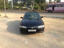 Magic Black Colour Diesel Lancer for a Car Enthisiast