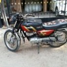 TVS Suzuki max 100 R