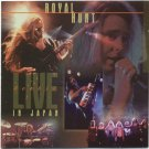 Royal Hunt Double Live in Japan CD