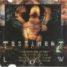 Testament Low CD