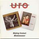 UFO Making Contact/Misdemeanor CD (2 Discs)