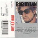 Bob Dylan Infidels Cassette