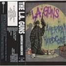 L.A. Guns American Hardcore Cassette
