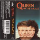 Queen The Miracle Cassette