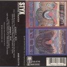 Styx Paradise Theater Cassette