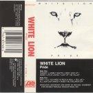 White Lion Pride Cassette