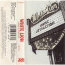 White Lion Mane Attraction Cassette