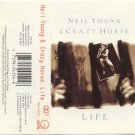 Neil Young Life Cassette