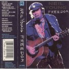 Neil Young Freedom Cassette