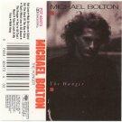 Michael Bolton The Hunger Cassette