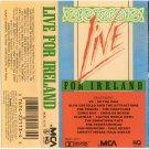 Live for Ireland Cassette