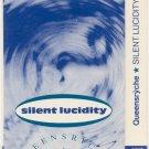 Queensryche Silent Lucidity Blue Cassette Single