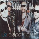 U2 Discotheque CD Single (5 Tracks)