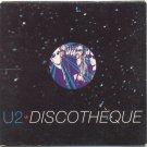 U2 Discotheque CD Single (2 Tracks)