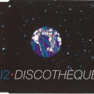 U2 Discotheque CD Single (4 Tracks)