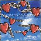 U2 If God Will Send His Angels CD Single