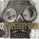 U2 Sweetest Thing CD Single