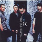 U2 Stuck in a Moment You Can't Get Out Of CD Single