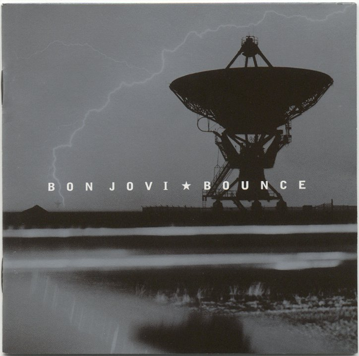 Bon Jovi Bounce CD